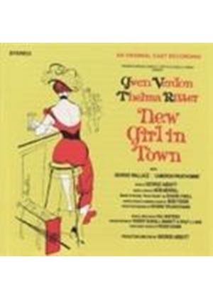 Original Broadway Cast Recording - New Girl In Town (Music CD)