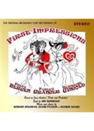 Original Broadway Cast - First Impressions (Music CD)
