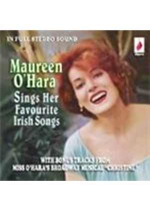 Maureen O'Hara - Maureen O'Hara Sings Her Favourite Irish Songs (Music CD)
