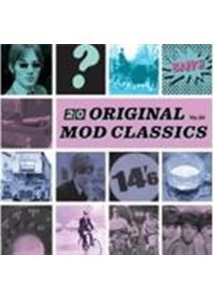 Various Artists - 20 Original Mod Classics (Music CD)