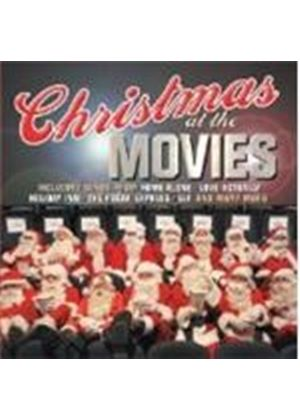 Various Artists - Christmas At The Movies (Music CD)