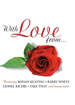 Various Artists - With Love From... (Music CD)