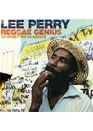 Lee 'Scratch' Perry - Reggae Genius (20 Upsetter Classics) (Music CD)