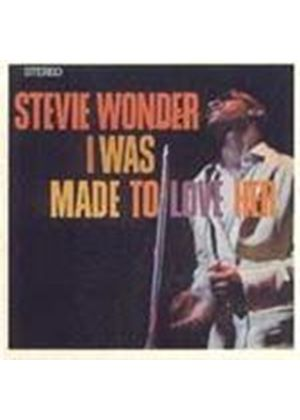 Stevie Wonder - I Was Made To Love Her (The Collection) (Music CD)