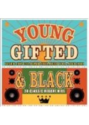 Various Artists - Young Gifted & Black (20 Classic Reggae Hits) (Music CD)