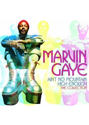 Marvin Gaye - Ain't No Mountain High Enough (The Collection) (Music CD)