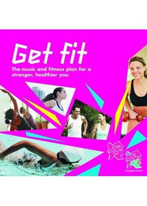 Various Artists - Get Fit (Music CD)
