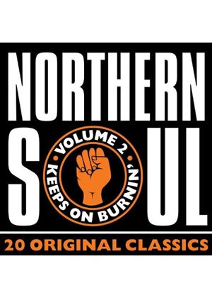 Various Artists - Northern Soul (20 Original Classics, Vol.2) (Music CD)