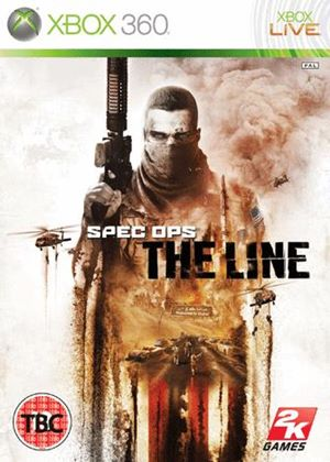 Spec Ops - The Line (XBox 360)