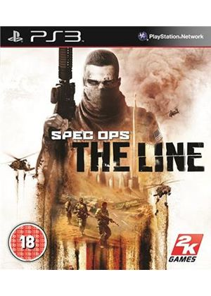 Spec Ops - The Line (PS3)