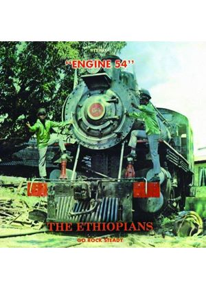 Ethiopians (The) - Engine '54 (Let's Ska and Rock Steady) (Music CD)