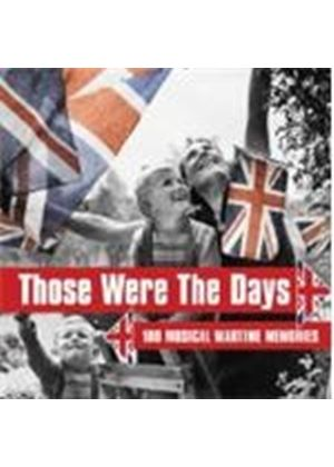 Various Artists - Those Were The Days (100 Musical Wartime Hits) (Music CD)