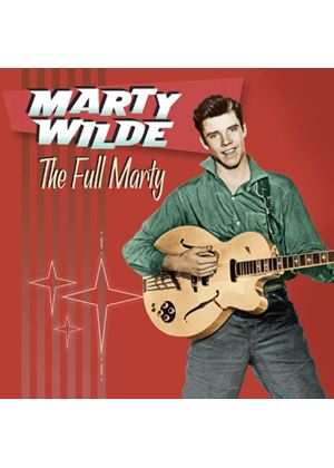 Marty Wilde - The Full Marty (Music CD)
