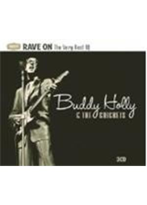 Buddy Holly - Rave On (Music CD)