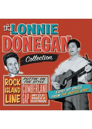 Lonnie Donegan - Skiffle King Collection, The (Music CD)