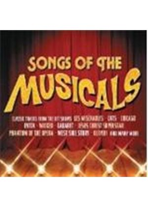 Various Artists - Songs Of The Musicals (Music CD)
