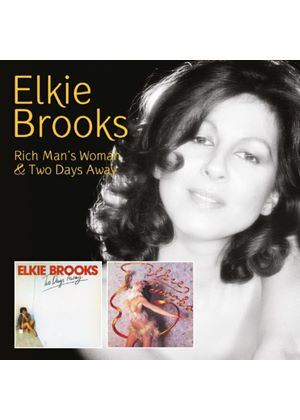 Elkie Brooks - Rich Man's Woman/Two Days Away (Music CD)