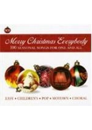 Various Artists - Merry Christmas Everybody (Music CD)
