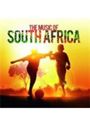 Various Artists - South Africa - The Music Of South Africa (Music CD)