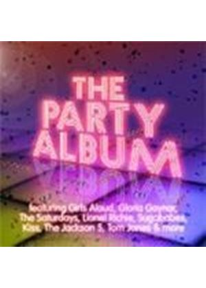 Various Artists - Party Album, The (Music CD)