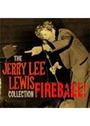 Jerry Lee Lewis - Fireball (Music CD)