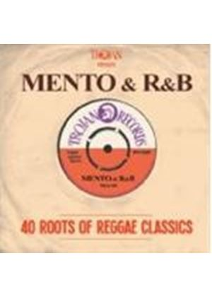 Various Artists - Mento And R&B (Trojan Presents) (Music CD)