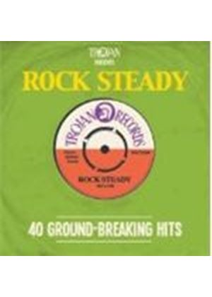 Various Artists - Rock Steady (Trojan Presents) (Music CD)