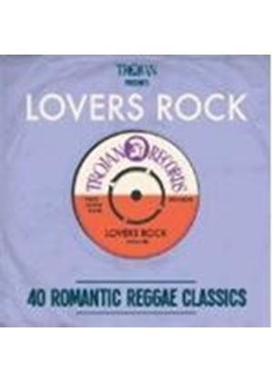 Various Artists - Trojan Presents Lover's Rock (Music CD)