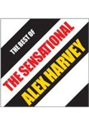 Alex Harvey - The Best Of The Sensational Alex Harvey (Music CD)