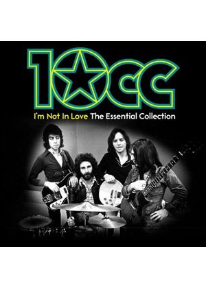 10cc - I'm Not In Love: The Essential Collection (Music CD)