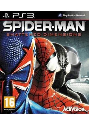 Spider-Man - Shattered Dimensions (PS3)