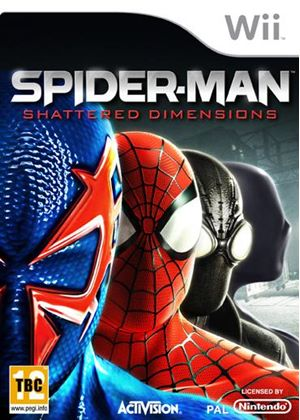 Spider-Man - Shattered Dimensions (Wii)