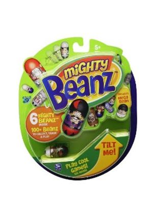 Mighty Beanz - Series 2 Six Pack