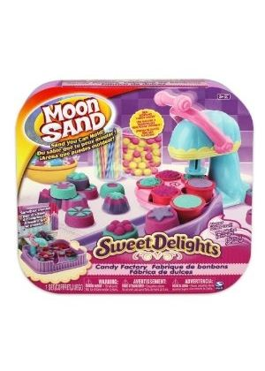 Moon Sand - Sweet Delights Candy Factory Playset