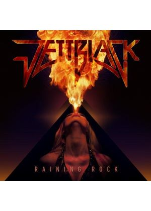 Jettblack - Raining Rock (Music CD)