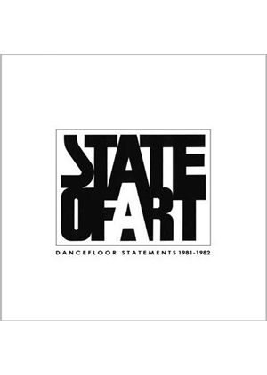 State of Art - Dancefloor Statements 1981-1982 (Music CD)