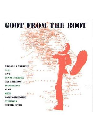 Various Artists - Goot from the Boot (Music CD)