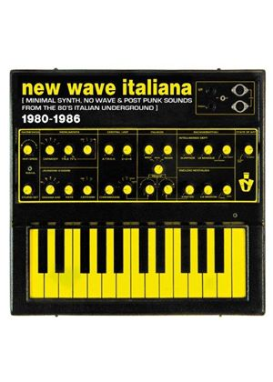 Various Artists - New Wave Italiana (Music CD)