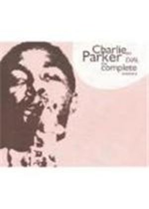 Charlie Parker - Dial Masters