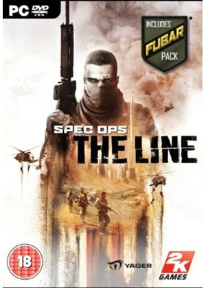 Spec Ops: The Line - Including Fubar pack (PC DVD)