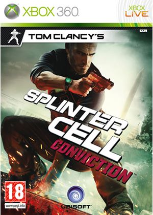 Splinter Cell - Conviction (XBox 360)