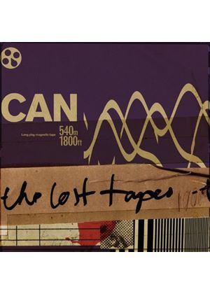 Can - The Lost Tapes (Box Set) (3 CD) (Music CD)