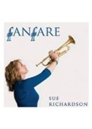 Sue Richardson - Fanfare (Music CD)