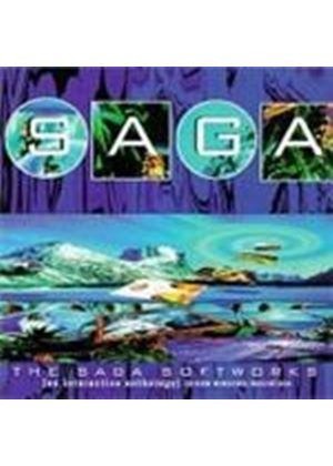 Saga - The Saga Softworks (Music CD)