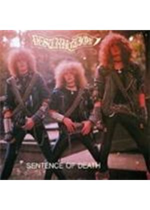 Destruction - Infernal Overkill/Sentence of Death EP(Music CD)