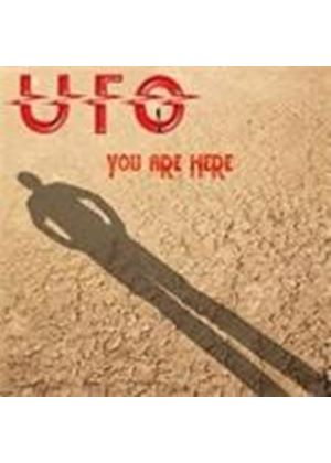 UFO - You Are Here (Music CD)
