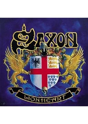 Saxon - Lionheart (Music CD)