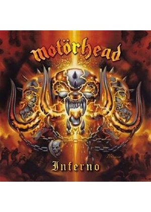 Motorhead - Inferno (Music CD)