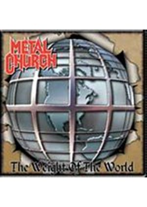 Metal Church - The Weight Of The World (Music CD)