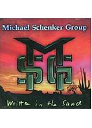 Michael Schenker - Written In The Sand (Music CD)